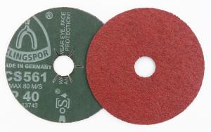 dysk fibrowy Klingspor CS561